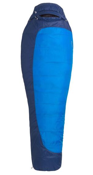 Marmot Trestles 15 Sleeping Bag Long X wide Cobalt Blue/Deep Blue